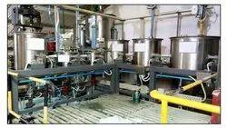 Liquid Batch Weighing System