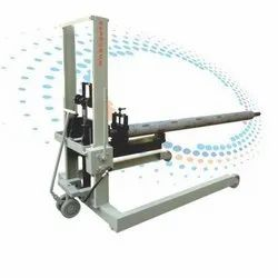 Reel Shaft Extractor