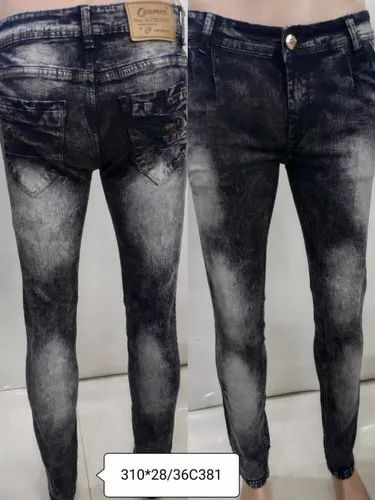 Men Denim pattern