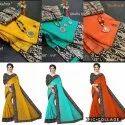 Superhit Design In Chanderi Cotton Saree