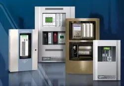 Addressable Fire Alarm Metal-plastic Fire Alarm System AMC