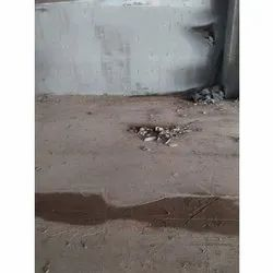 Commercial Building Tile/Marble/Concrete Ips Flooring Service, For Outdoor