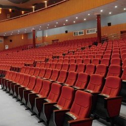 Wooden Auditorium Chairs
