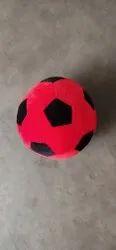 Orange And Black Soft Ball