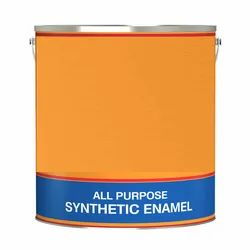 Glossy Synthetic Enamel Paint