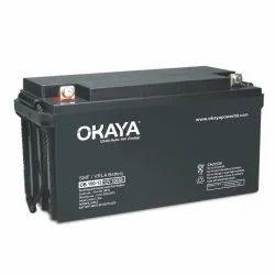 Okaya SMF Battery, 12 V, Packaging Type: Box