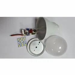 Vegavaan 9 W LED Bulb, Base Type: B22, Model Name/Number: SKD009