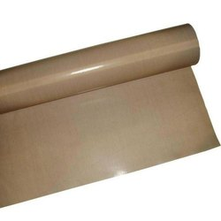Brown PTFE Cloth, Packaging Type: Roll