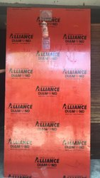 50 kg Alliance Film Faced Shuttering Plywood, Thickness: 18 mm