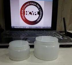 100 Gram D/w Cream Jar