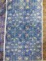 Tussar Silk Digital Print Fabrics