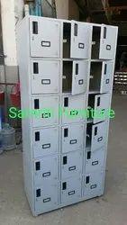 Staff Locker 18 Door