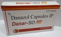 Danazol 50mg