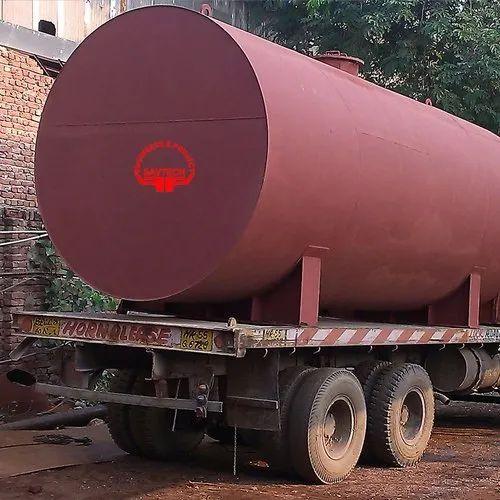 Savtech Mild Steel Storage Tank, Savtech Engineers & Project