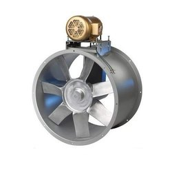 Belt Drive Axial Flow Fan