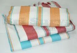 Diamond Cotton Towel, 180 grams, Size: 75x150 Cm