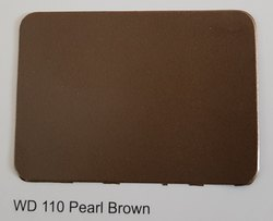 Wd-110 Pearl Brown Color ACP Sheets