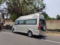 Van Rental in Bengaluru, Vehicle Model: 2019