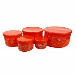 Alfa Container-Set of 5