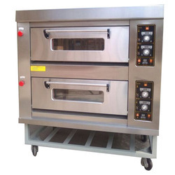Double Deck Oven 20trys