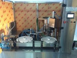 Eye Drop filling Capping Machine