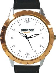 Unisex Round Promotional Wrist Watch for Office