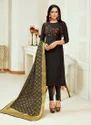 Upada Silk Hand Work Churidar Suits