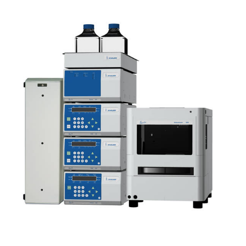 Hight Pressure Liquid Chromatograph (HPLC) - Esel