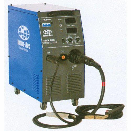 fe11993f0a5d Inverter Multi Process Model MIG 250I - S. R. H. Technologies ...