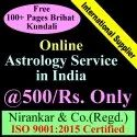 Hindi Online Astrology Services