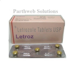 Letroz 2.5mg Tablets