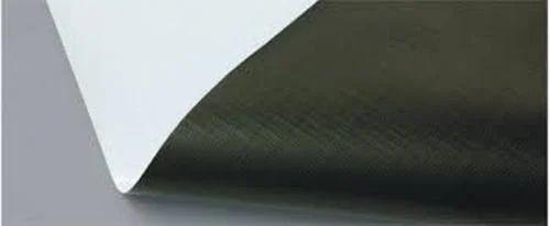 PVC Black Back Flex Banner, Length: 50-100m