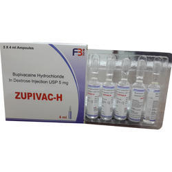 Bupivacaine Hydrochloride In Dextrose Injection