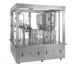 Automatic Natural Juice Filling Machine