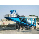 Pan Mixer Concrete Batching Plant