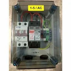 1-5 kW Single Phase Solar AC Distribution Box