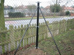 GI Chain Link Fencing Wire