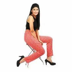 Printed Ladies Stylish Rayon Pants