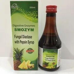 Fungal Diastase 50 Mg Pepsin 10 Mg/15 Ml Syrup
