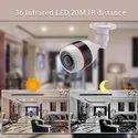 Eyeon 1- 4 Mp Fish Eye Bullet Camera, Camera Range: 20 M