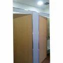 Bathroom Laminate Partitions
