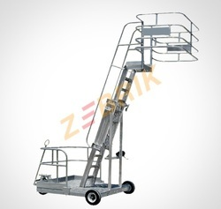 Oil Tank Ladder