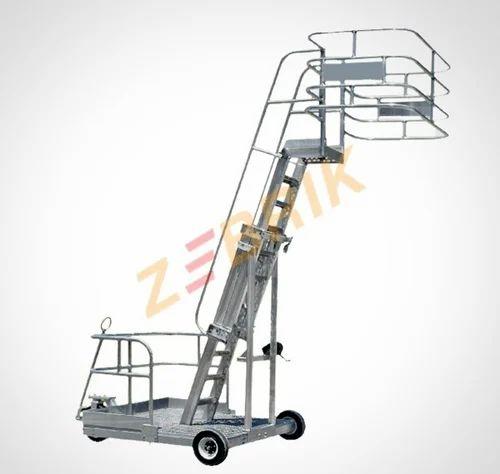 Zebrik ,Customized Oil Tank Ladder, Rs 195000 /piece, 360