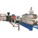 PVC Electrical Conduit Pipe Making Machine