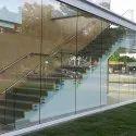 Laminated Safety Toughened Glass, Shape: Rectangle