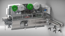 W8000T High Speed Soap Packaging Machine