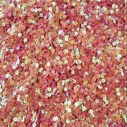 Eshoppee 1kg 4mm Dark Pink Round Shape Sequins Sitara