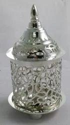Pure Silver Akhand Jyoti