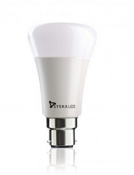 White Smartlight Rainbow LED Bulb