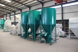 Electric Vertical Mill Mixer